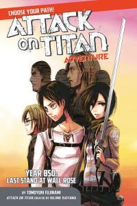 Attack on Titan Adventure