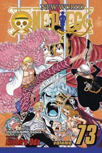 One Piece Vol 73