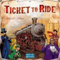 Ticket to Ride (Amerikansk utgåva)