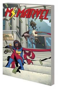 Ms Marvel Vol 2: Generation Why
