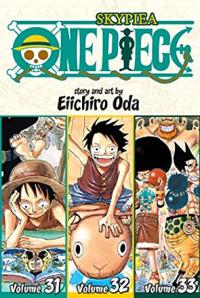 One Piece: Skypeia 31-32-33