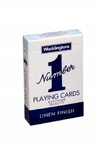 Waddington no 1 Classic Playing Cards