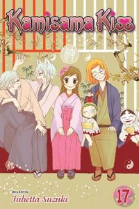 Kamisama Kiss Vol 17