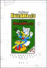 Kalle Anka & Co Den kompletta årgången 1970 del 5