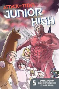Attack on Titan Junior High 5