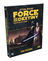 Force and Destiny Core Rulebook