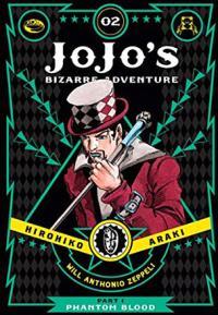 Jojo's Bizarre Adventure Phantom Blood Vol 2
