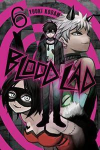 Blood Lad Vol 6
