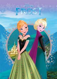 Frost - fönsterbok