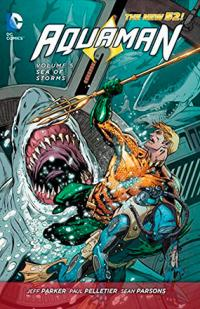 Aquaman Vol 5: Sea of Storms