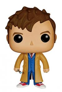Doctor Who 10th Doctor Pop! Vinyl Figure