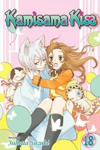 Kamisama Kiss Vol 18