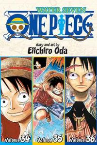 One Piece: Water Seven 34-35-36
