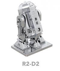 MetalEarth R2-D2 3D Metal Model Kit