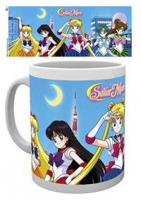 Sailor Moon Mug Group