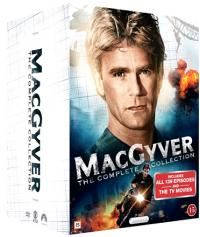 Macgyver Complete Collection 30th Anniversary Edition