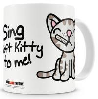 The Big Bang Theory Sing Soft Kitty to Me Coffee Mug