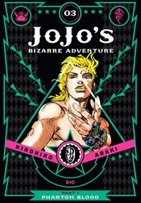 Jojo's Bizarre Adventure Phantom Blood Vol 3
