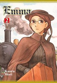 Emma Omnibus Vol 2