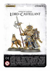 Lord-Castellant with Gryph Hound