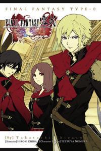 Final Fantasy Type 0 Vol 1