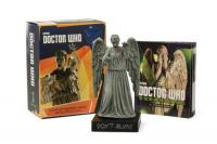 Doctor Who Light Up Weeping Angel & Book Kit