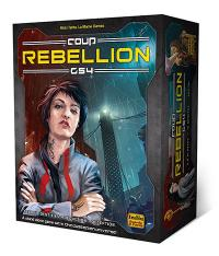 Coup Rebellion G54