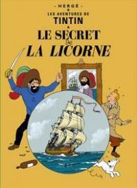 Affisch - Le secret de la Licorne
