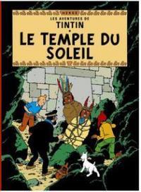 Affisch - Le temple Du Soleil