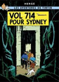 Affisch - Vol 714 pour Sidney