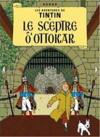 Affisch - Le Sceptre d'Ottacar