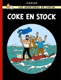 Affisch - Coke en stock
