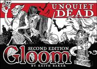 Unquiet Dead Expansion 2nd Edition