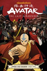 Avatar: The Last Airbender: Smoke and Shadow Part 2