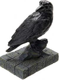 Game of Thrones Three-Eyed Raven & Book Kit