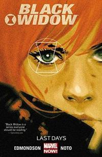 Black Widow Vol 3: Last Days