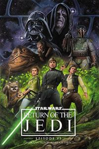 Star Wars Episode VI: Return of the Jedi OGN