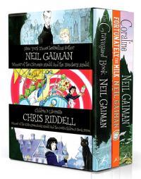 Neil Gaiman & Chris Ridell Box Set