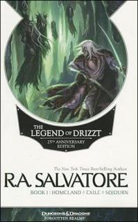 The Legend of Drizzt 25th Anniversary Edition Book I