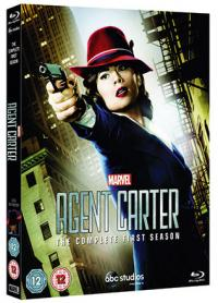 Marvel's Agent Carter, Season 1