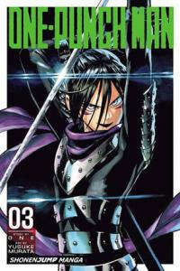 One-Punch Man Vol 3