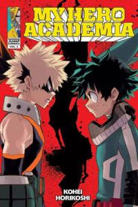 My Hero Academia Vol 2