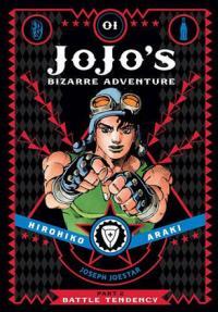 Jojo's Bizarre Adventure Battle Tendency Vol 1