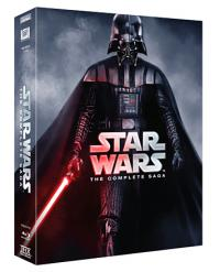 The Star Wars The Complete Saga