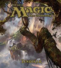 The Art of Magic The Gathering Zendikar