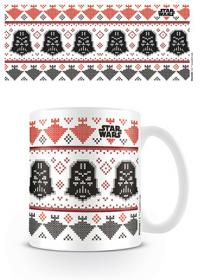 Star Wars Darth Vader Xmas Mug