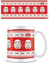 Star Wars Stormtrooper Xmas Mug