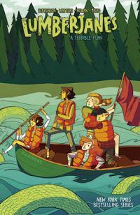 Lumberjanes Vol 3