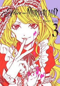 Alice in Murderland Vol 3