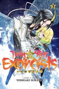 Twin Star Exorcists Onmyoji Vol 3
